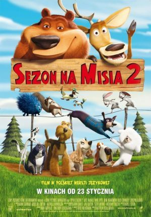 Sezon Na Misia 2 / Open Season 2 (2008) BDRIP DUBBING PL RMVB