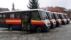 Autobusy firmy przewozowej BZK