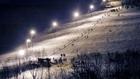 Wyciąg narciarski w Woli Nieszkowskiej