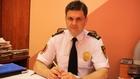Krzysztof Tomasik, komendant straży miejskiej w Bochni
