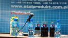 W obecnej sytuacji pomeczowe konferencje prasowe w bocheńskiej hali sportowej wydają się jedynie wspomnieniem profesjonalizacji sportu w Bochni...