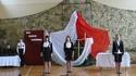 Uczniowie z nauczycielami przygotowali specjalne widowisko dot. Liberatora, 14.11.2011