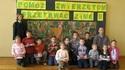 Prawie pięć ton kasztanów i żołędzi zebrali uczniowie Zespołu Szkół Gminnych w Bogucicach w akcji