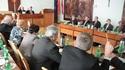 Głosowanie nad zasadnością skargi na działalność dyrektor MDK, 25 IV 2012
