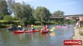 I Spływ Kajakowy po Rabie, 18 VIII 2012