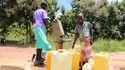Przykladowa studnia w Sudanie
