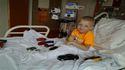 Od 21 sierpnia Szymon przebywa na leczeniu w Belgii