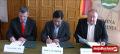 Spotkanie chińskiej delegacji w Drwini
