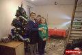 Rodzina z Jodłówki wróciła po pożarze do domu