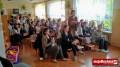 Spotkanie w sprawie likwidacji kuchni w przedszkolu w Łapanowie, 20 V 2016