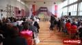 Obchody 50-lecia szkoły podstawowej nr 5 w sali gimnastycznej, 5 VI 2012