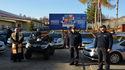 Nowe radiowozy trafiły dla policji, 23 XI 2016