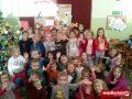 Świąteczne życzenia z Europy dla przedszkolaków z Cikowic