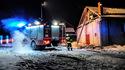 Pożar w Trzcianie, 7 I 2017