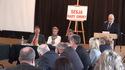 Sesja Rady Gminy Łapanów, 26 I 2017