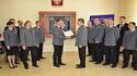 Komendant Komisariatu Policji w Nowym Wiśniczu ma nowego zastępcę