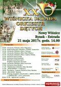 XX Wiśnicka Parada Orkiestr Dętych