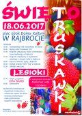 Truskawkowa niedziela w Rajbrocie